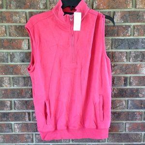 Polo By Ralph Lauren Pima Cotton Golf Vest Size M